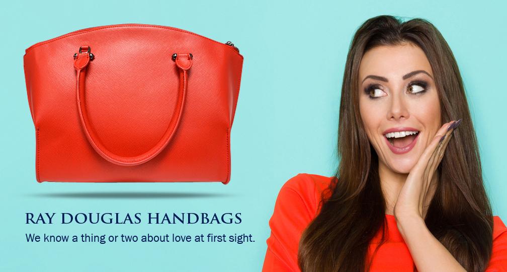 Woman Handbag ad